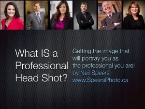 What Makes Good Headshots
